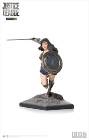 Justice League Movie - Wonder Woman 1:10 Scale Statue