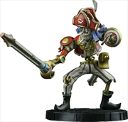 "The Legend of Zelda: Skyward Sword 10"" Scervo Statue 