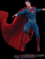 Batman v Superman: Dawn of Justice - Superman Statue
