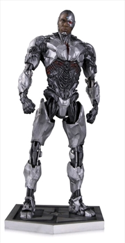 Justice League Movie - Cyborg Statue