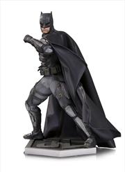 Justice League Movie - Batman Tactical Suit Statue