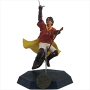 Harry Potter - Harry Quidditch Outfit PVC Statue | Merchandise