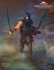 Thor 3: Ragnarok - Thor Collector's Gallery Statue | Merchandise