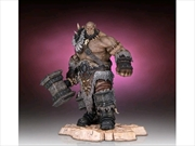 Warcraft Movie - Orgrim 1:6 Scale Statue | Merchandise