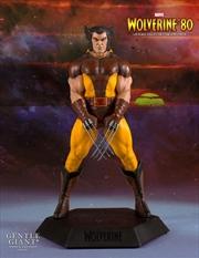 X-Men - Wolverine '80 Collector's Gallery Statue