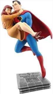 Superman - Superman Rescues Lois Lane Statue