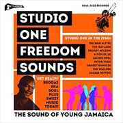 Studio One Freedom Sounds - Studio One In The 1960's | CD