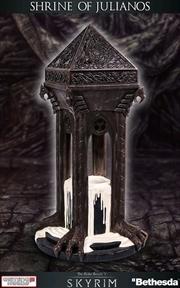The Elder Scrolls Online - Shrine of Julianos Statue