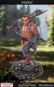 Dragon Age Inquisition - Varric 1:4 Scale Statue