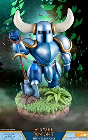 Shovel Knight - Shovel Knight Statue