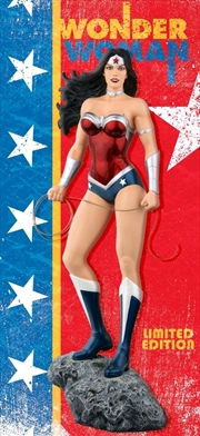Wonder Woman - New 52 1:6th Scale Limited Edition Statue | Merchandise