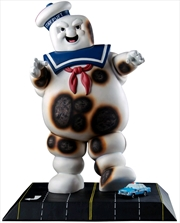 Ghostbusters - Stay Puft Statue Burnt Variant | Merchandise