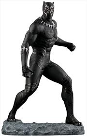 Captain America 3: Civil War - Black Panther 1:6 Scale Limited Edition Statue | Merchandise