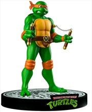 "Teenage Mutant Ninja Turtles - Michelangelo 12"" Limited Edition Statue   Merchandise"