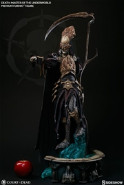 Court of the Dead - Death: Master of the Underworld Premium Format 1:4 Scale Statue | Merchandise