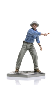 Jurassic Park - Alan Grant 1:10 Statue