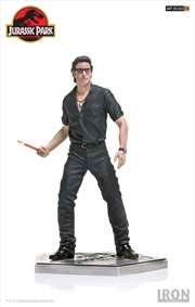 Jurassic Park - Ian Malcolm 1:10 Statue