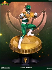 Power Rangers - Green Ranger 1:4 Scale Statue