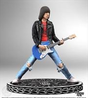 Ramones - Johnny Ramone Rock Iconz Statue