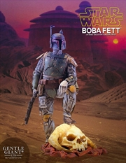 Star Wars - Boba Fett Collector's Gallery Statue