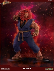 Street Fighter - Akuma 10th Anniversary 1:4 Scale Mixed Media Statue
