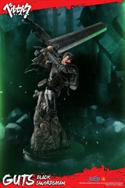 Berserk - Guts the Black Swordsman Statue