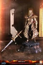 Dark Souls - Dragon Slayer Ornstein Statue