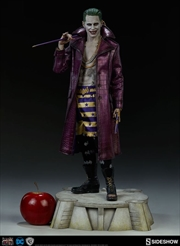 Suicide Squad - Joker Premium Format 1:4 Scale Statue