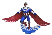Captain America - Captain America Sam Wilson PVC Gallery Statue | Merchandise