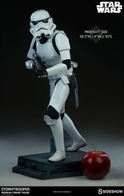Star Wars - Stormtrooper Episode IV A New Hope Premium Format 1:4 Scale Statue