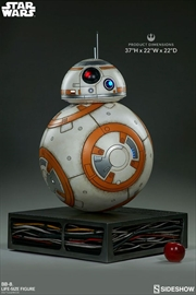 Star Wars - BB-8 Episode VII The Force Awakens Life-Size Statue | Merchandise