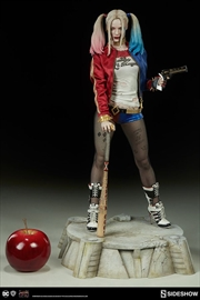 Suicide Squad - Harley Quinn Premium Format 1:4 Scale Statue