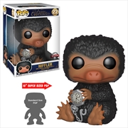 "Fantastic Beasts 2: The Crimes of Grindelwald - Niffler US Exclusive 10"" Pop! Vinyl [RS] 