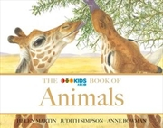 The ABC Book of Animals | Paperback Book