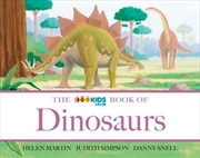 The ABC Book of Dinosaurs | Paperback Book