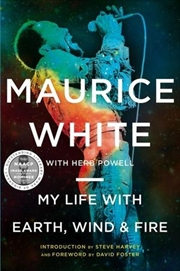 My Life with Earth, Wind & Fire | Paperback Book