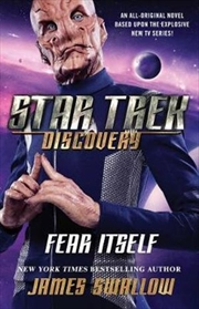 Star Trek: Discovery: Fear Itself | Paperback Book