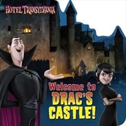 Hotel Transylvania 3: Summer Vacation: Welcome to Drac's Castle! | Paperback Book