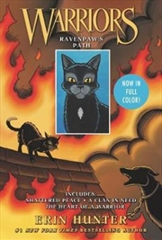 Warriors: Ravenpaw's Path (Shattered Peace/A Clan in Need/The Heart of a Warrior) | Paperback Book