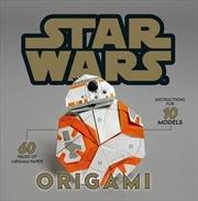 Origami: Star Wars | Paperback Book
