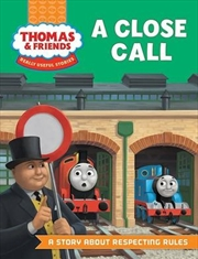 A Close Call Thomas & Friends : Really Useful Stories | Paperback Book