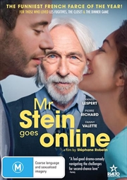 Mr Stein Goes Online | DVD