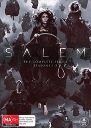 Salem - Season 1-3 | Complete Series