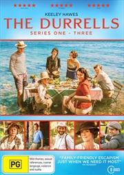 Durrells - Series 1-3 | Boxset, The