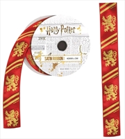 Harry Potter - Gryffindor Satin Ribbon (5 metres)