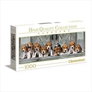 Beagles 1000 Piece Puzzle | Merchandise