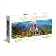 Neuschwanstein 1000 Piece Puzzle | Merchandise