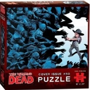 The Walking Dead Cover Art Issue 50 Puzzle | Merchandise