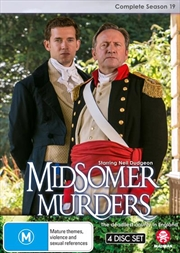 Midsomer Murders - Season 19 | Single Case Version | DVD
