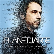 Planet Jarre - 50 Years Of Music - Anniversary Edition Boxset
